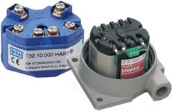 WIKA T32 and Honeywell STT350 temperature transmitters with dual inputs for failover