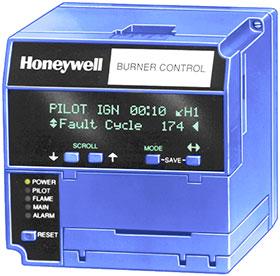 honeywell 7800 flame safety controller fails to execute modbus