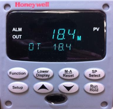 using a honeywell loop controller as a manual station lesman tech tips rh blog lesman com Honeywell Parts Catalog Honeywell Parts Catalog