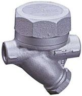 Typical thermodynamic disc steam trap