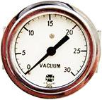 0-30 vacuum pressure gauge