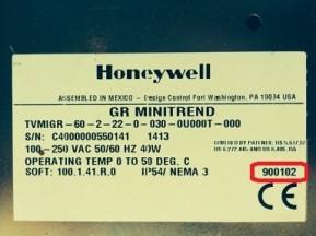 GR Series Internal Serial Number